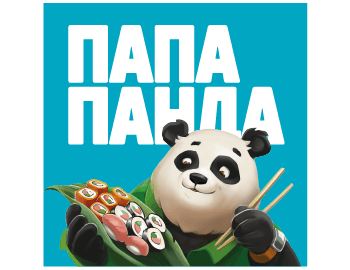 Виниловый магнит суши
